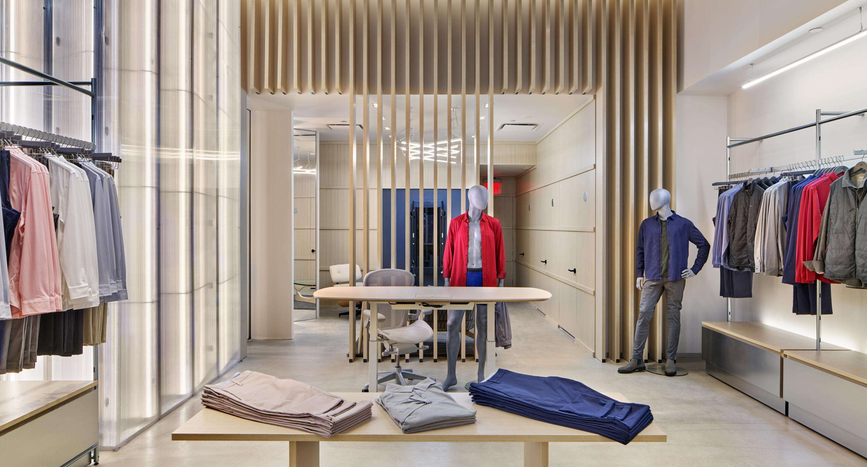 ALU for Rhone New York Flagship Store