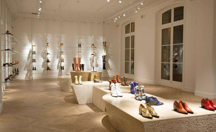 Chloé Showroom - Paris - ALU