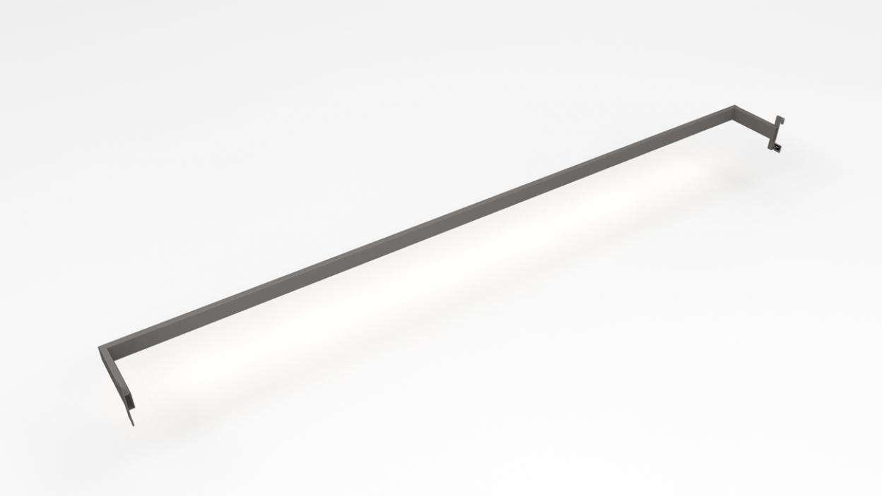 "TQ Illuminated Cantilever Bar 72"" - ALU"