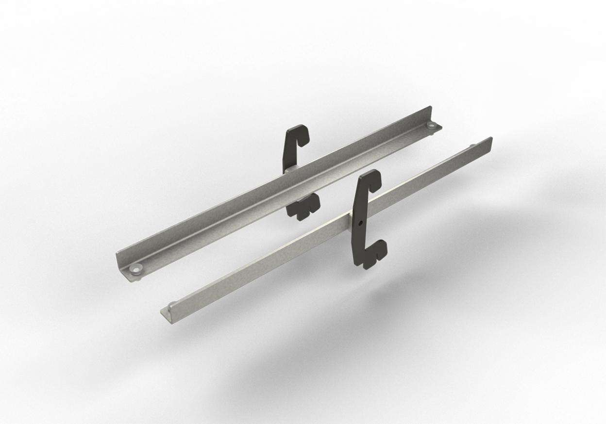 Slot Shelf Holder (set of 2)