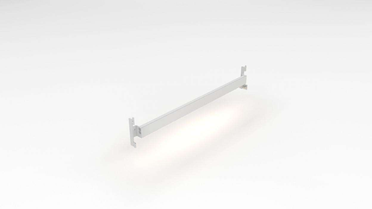 Tondoquadro Illuminated Bar 24'' - ALU