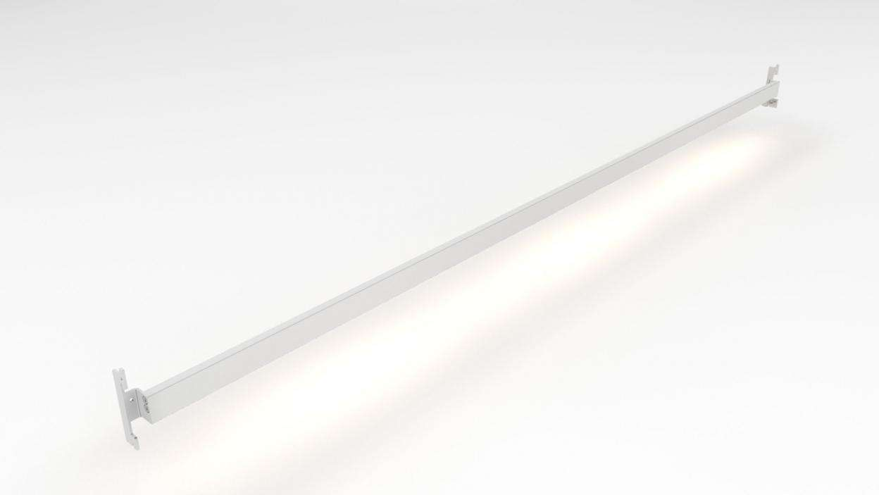 Tondoquadro Illuminated Bar 72'' - ALU