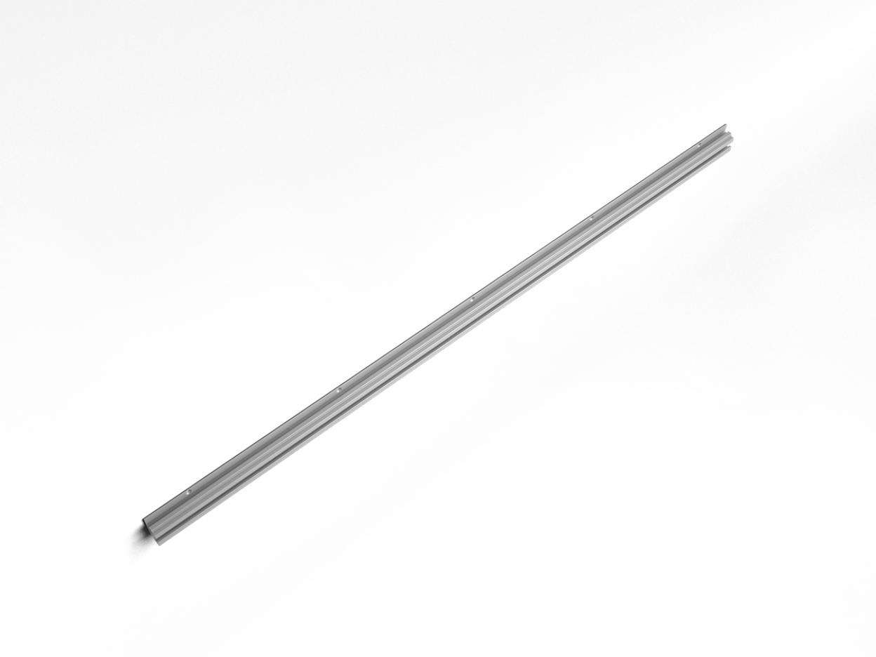 "Slider Rail 48"" - ALU"