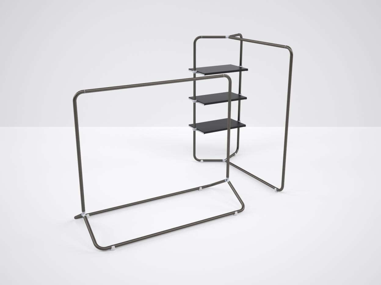 Mobile Freestanding - KIT ONE