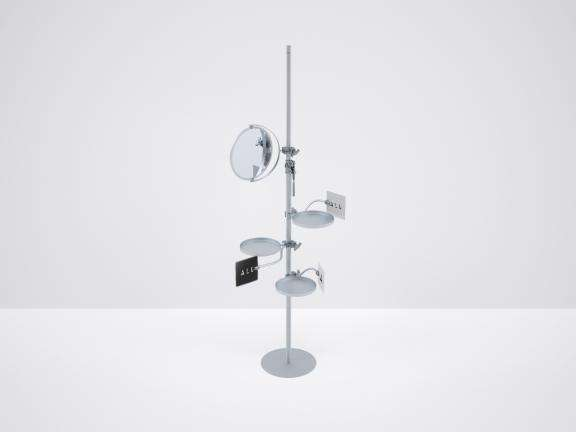 Autopole Freestanding - KIT TWO