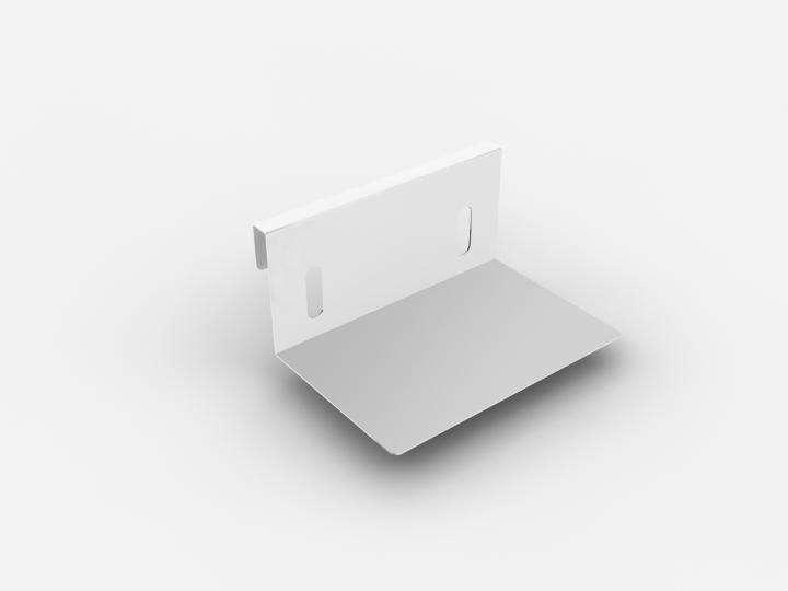 Eyewear Metal Shelf - ALU