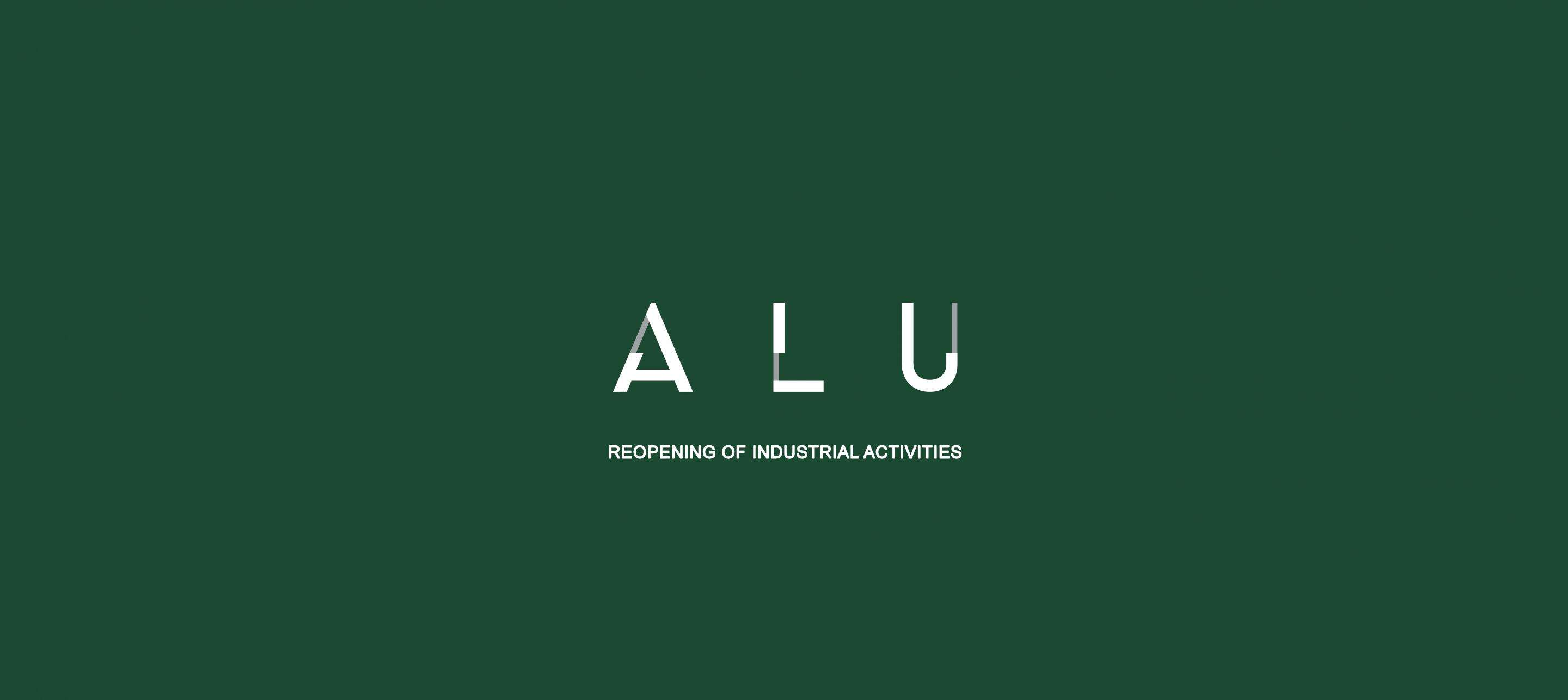 ALU Italy – Reopening of Industrial Activities Image