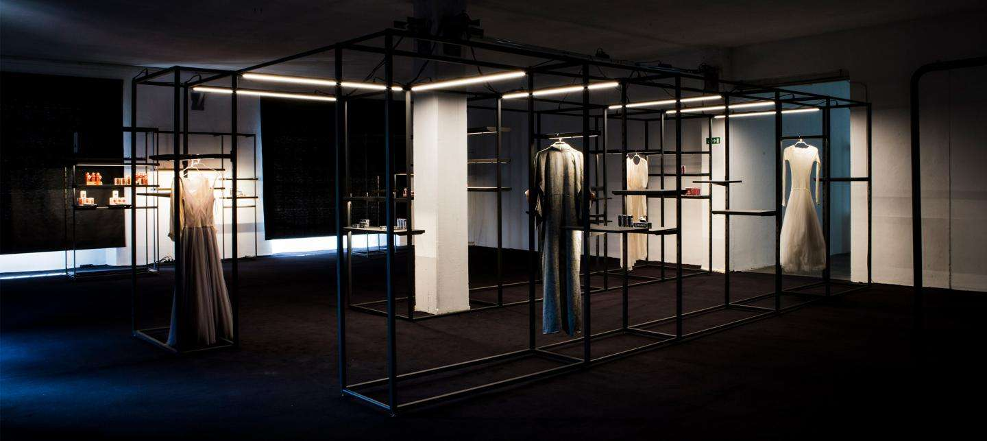 ALU Temporary Showroom in Milan - ALU