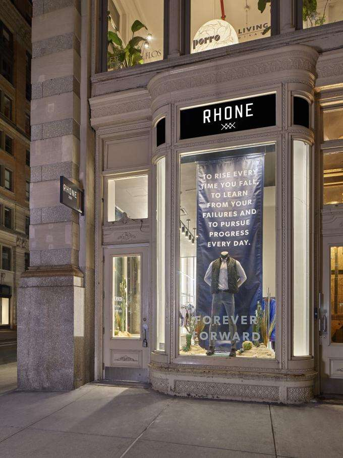 Rhone | New York Flagship Store - ALU